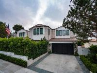 East Coast style home in California