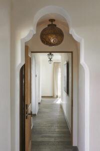 Spanish Modern Design hallway